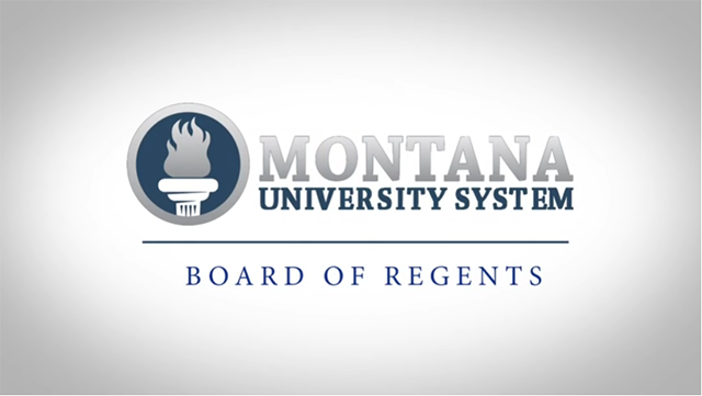 Board of Regents Meeting Video Placeholder